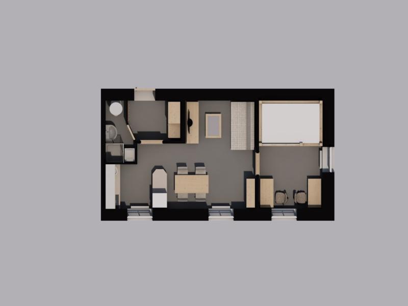 byt Kobrova 2 - Obrázek 1