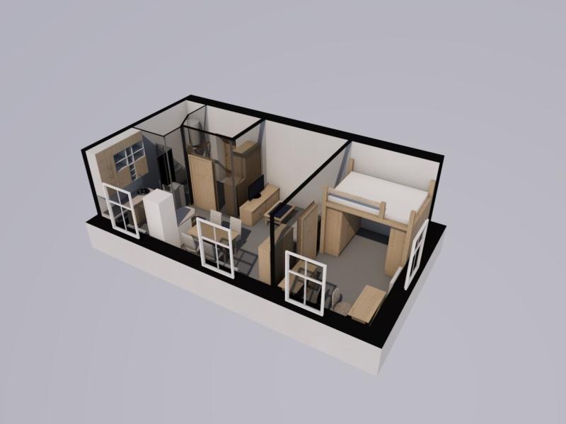 byt Kobrova 2 - Obrázek 2